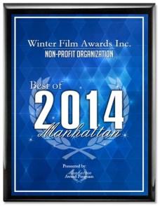 Manhattan Award 2014