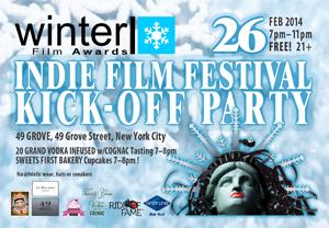 2014 Festival Kickoff Flyer