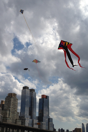 NYC Kite