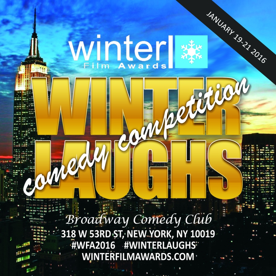 Winter Laughs 2016