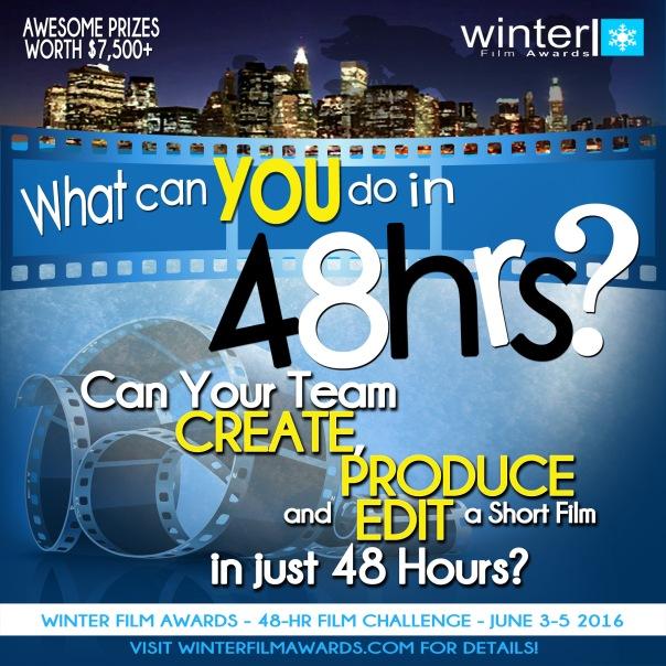 2016 48-Hour Film Challenge